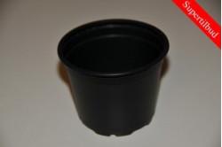 35 stk. 12 cm. rund potte