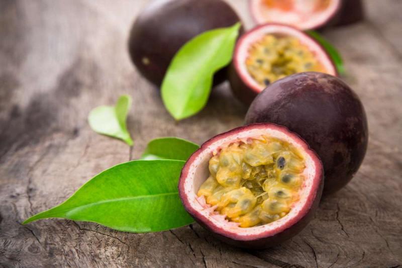 Passionsfrugt Edible (Passiflora edulis)